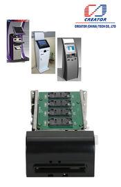 EMV Smart motorizó al lector de tarjetas