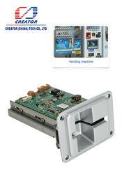 Lector de tarjetas manual de la inmersión del parte movible con la función del cierre de la tarjeta, lector de IC Smart Card