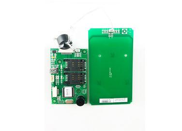 Lector de tarjetas sin contacto de 13,56 megaciclos RFID con la interfaz USB, lector de tarjetas de IC